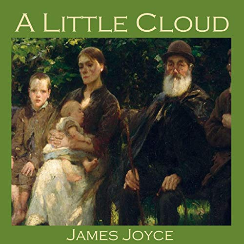 A Little Cloud audiobook cover art