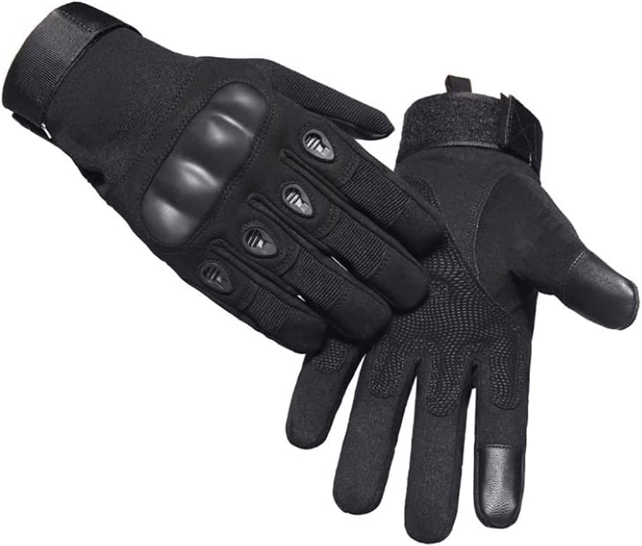 Oeternity Tactical In stock Army Military Breathable Knuckle Gloves safety Armor