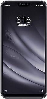 Xiaomi Mi 8 Lite dual Android 8.1 Tela 6.26 128GB Camera dupla 12+5MP - Preto