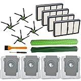 Extolife Paquete de 13 piezas de repuesto compatibles con iRobot...