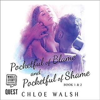 Pocketful of Blame and Pocketful of Shame cover art