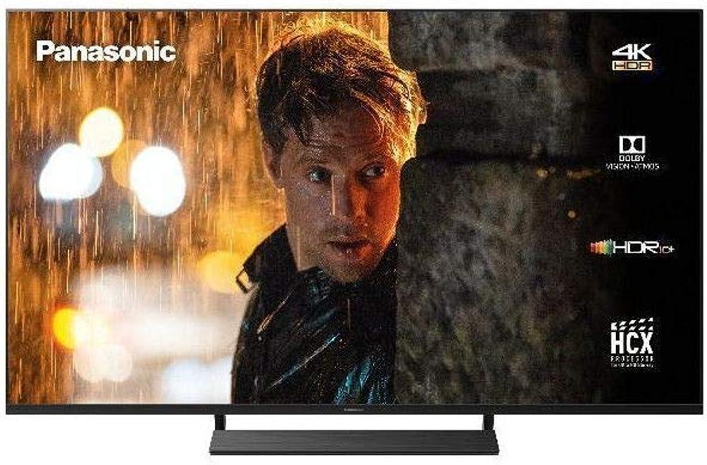 Panasonic 40 pollici 3840 x 2160 pixel 4k ultra hd dvb-c, dvb-t, digitale, analogica, ci+, dvb-s2, dvb-t2 TX40GX800E