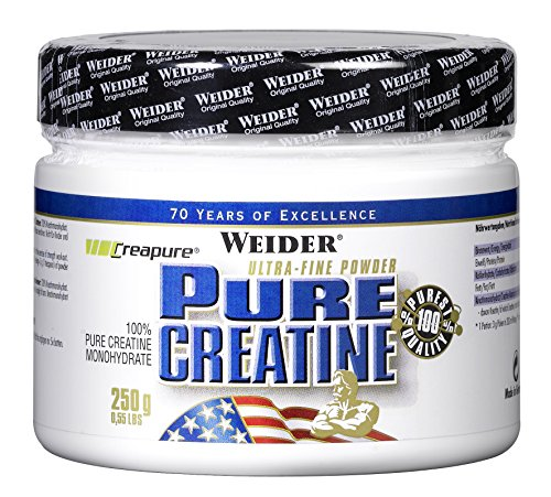 Weider Integratori Pure Creatine 250 Gr