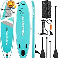 MaxKare SUP Inflatable Stand Up Paddle Board
