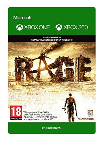 Rage   Xbox 360 - Código de descarga
