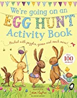 We're Going on an Egg Hunt Activity Book (The Bunny Adventures)