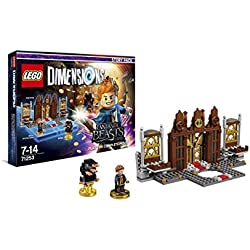 LEGO - Starter Pack Dimensions (PS3) + LEGO Dimensions: Fantastic Beasts (Story Pack): Amazon.es: Videojuegos