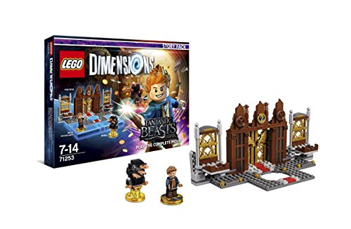 Warner Bros Interactive Spain Lego Dimensions: Fantastic Beasts (Story Pack)