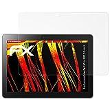 atFolix Schutzfolie kompatibel mit Lenovo IdeaPad Miix 300 10-inch Bildschirmschutzfolie, HD-Entspiegelung FX Folie (2X)