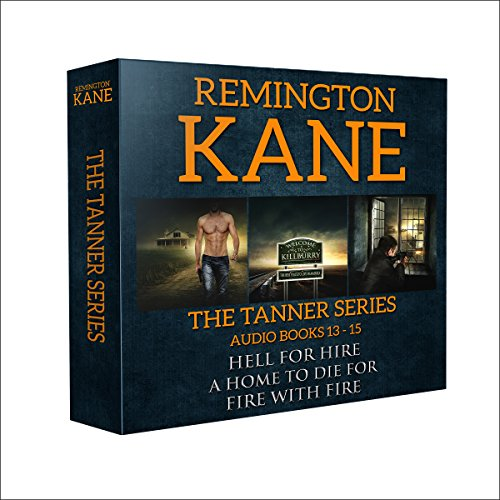 The tanner series books 13 15 tanner box set for Bureau 13 book series