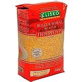 LISKO ブルガー小麦 中挽き 500g