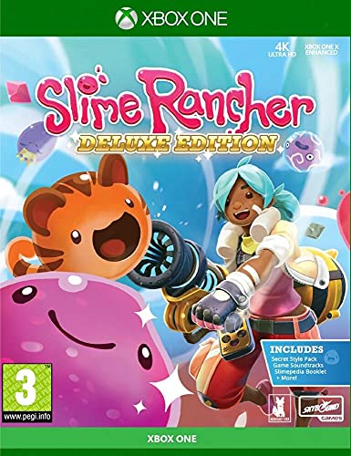 Justforgames Slime Rancher Deluxe Edition - Xbox One