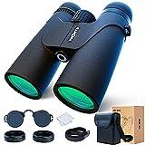 Best Football Binoculars - PRONITE 12X42 Binoculars for Adults - Compact HD Review
