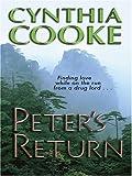 Peter's Return (Faith on the Line: THORNDIKE LARGE PRINT CHRISTIAN MYSTERY, Band 5) - Cynthia Cooke