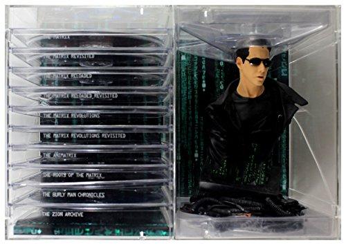 Matrix Revolutions, The / Martix, The / Matrix Reloaded,Tthe / Animatrix, The (BOX) [Region 2] (IMPORT) (Keine deutsche Version)