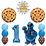 Mayflower Products Sesame Street Cookie Monsters...