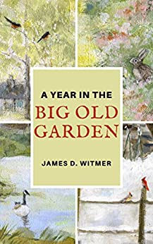 A Year in the Big Old Garden by [James D. Witmer]