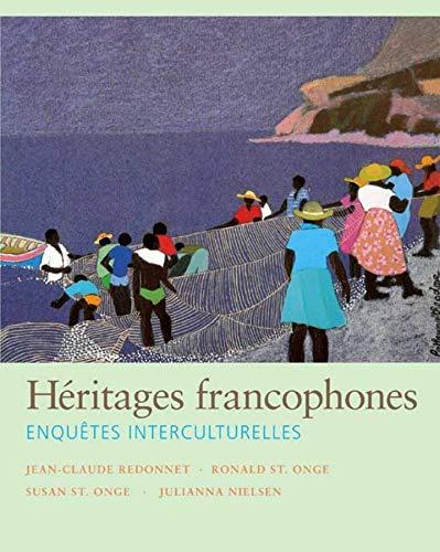 H¿ritages francophones: Enqu¿tes interculturelles
