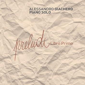 Preludi - Libro primo (Piano solo)