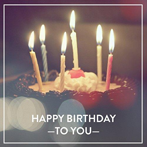 Happy Birthday to You (Piano)