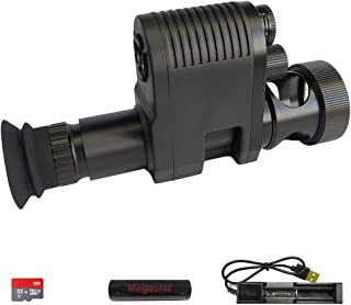 Megaorei 3 Integrated Night Vision Scope Hunting Cameras Outdoor Wildlife Trap Rifle Scopes Unique Shockproof Night Vision...
