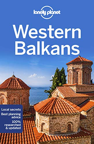 Lonely Planet Western Balkans [Lingua Inglese]