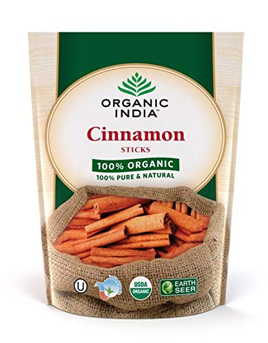 Organic Cinnamon Whole Stick | Powerful Anti Inflammatory | Supports Healthy Digestion & Blood Sugar | Perfect for Tea, Smoothies & Savoury Dishes-100grm (Cinnamon Whole ( Stick ))