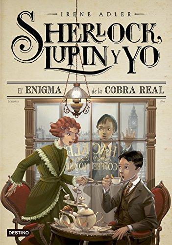 El enigma de la cobra real: Sherlock, Lupin y yo 7
