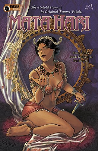 Mata Hari #1 (English Edition)