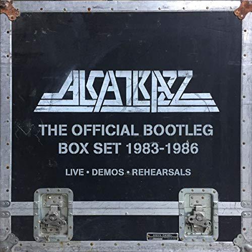 The Official Bootleg Boxset 1983-1986: 6 Disc Clamshell Boxset