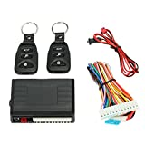 KKmoon Universal Remote Central Control Box Kit Car Door Lock Keyless Entry System with Trunk Release Button
