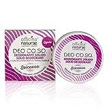 Officina Naturae DEO CO.SO. Sciccoso Cipriato Deodorante Solido Bio Plastic FRee Con Bicarbonato 50 ml…