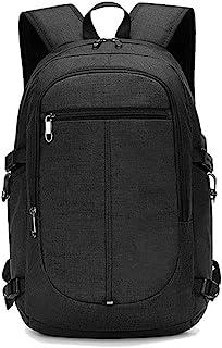 Fmdagoummzibeib Backpack, With USB Port Charging Travel Laptop Backpack,Raincoat/Anti-theft ,suitableOutdoor/climbing/enca...