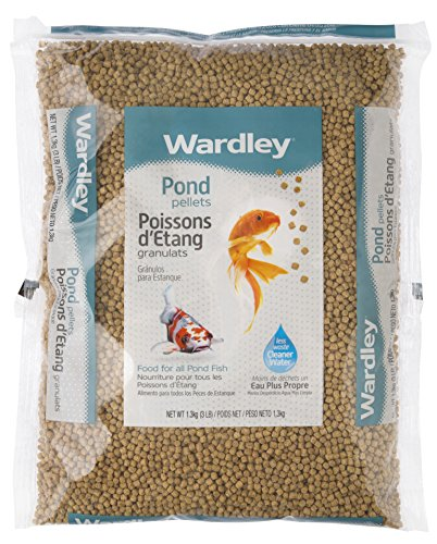 Wardley Pond Fish Food Pellets