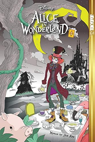 Disney Manga: Alice in Wonderland Volume 2 (English Edition)