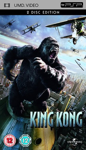 Photo of King Kong [UMD Mini for PSP]