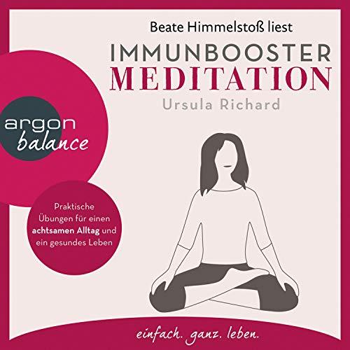 Immunbooster Meditation Titelbild