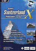 Scenery Switzerland Professional X, DVD-ROM
