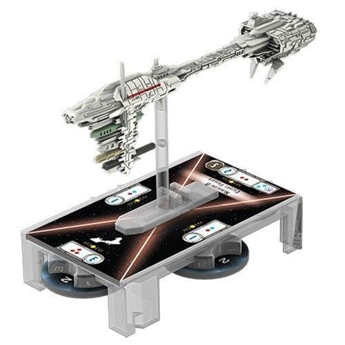Giochi Uniti- Star Wars Armada, Fregata Nebulon B Juego de Mesa, Multicolor...