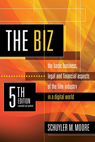 Compare Textbook Prices for The Biz,  Expanded and Updated 5 Edition ISBN 9781935247180 by Schuyler M. Moore