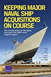 Keeping Major Naval Ship Acquisitions on Course: Key Considerations for Managing Australia's SEA 5000 Future Frigate Program