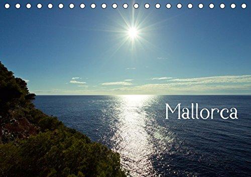 Mallorca (Tischkalender 2019 DIN A5 quer): Mallorca - Bilder abseits von Ballermann und Co. (Monatskalender, 14 Seiten )