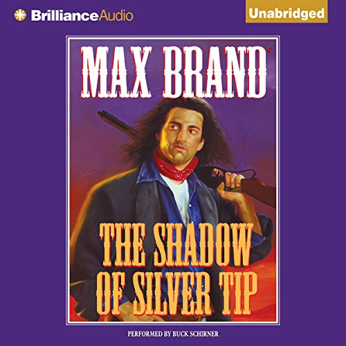 The Shadow of Silver Tip cover art
