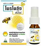 Propoliz mouth Spray:Mouth and Throat Spray with Concentrated Brazilian Green Propolis. 15 ml.100% Natural