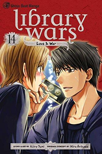 Library Wars: Love & War Volume 14.