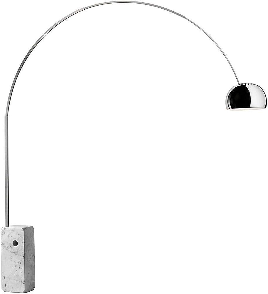 Flos arco lampada da terra a led achille castiglioni made in italy F0303000