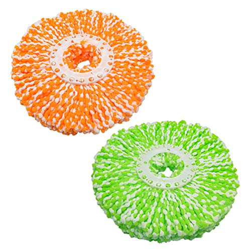 LEMNUY Mop Heads Replacement Refill for 360