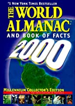 The World Almanac and Book of Facts 2000: The Authority Since 1868