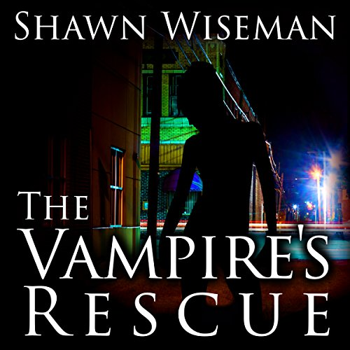 The Vampire's Rescue audiobook cover art