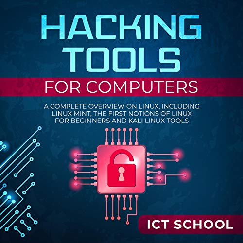Hacking Tools for Computers cover art